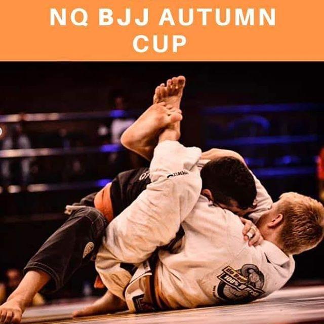 NQ BJJ Autumn Cup – April 18