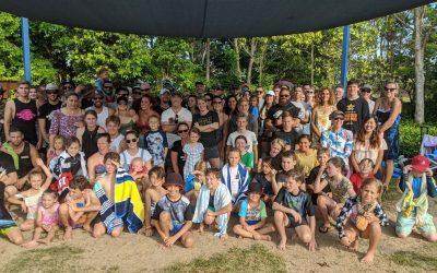 2019 Fusion Christmas Party at Cairns Wake Park