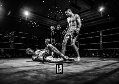 Fusion Cairns Muay Thai Fighter and Coach Paul Hosking
