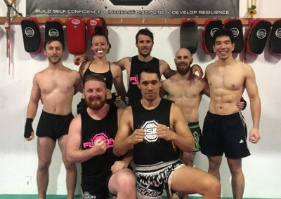Cairns Muay Thai Fusion Fight and Fitness