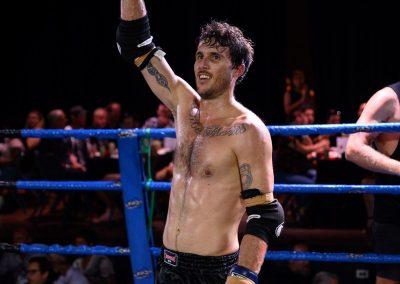 Fusion Cairns Thai Fighter Matty Parker